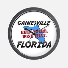 gainesville florida - been there, done that Wall C