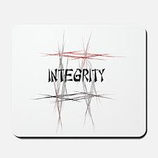 Martial Arts Integrity Mousepad