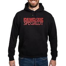 R.N.Choke Specialist - Red Hoodie