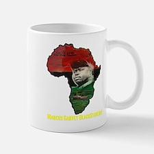 Marcus Garvey Black Starline Mug