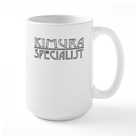 Kimura Specialist - Black Large Mug