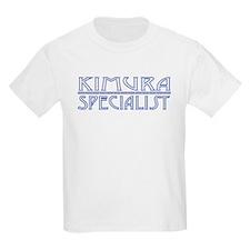 Kimura Specialist - Blue T-Shirt