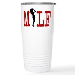 MILF Stainless Steel Travel Mug