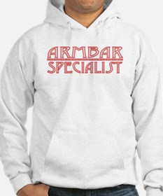 Armbar Specialist - Red Hoodie