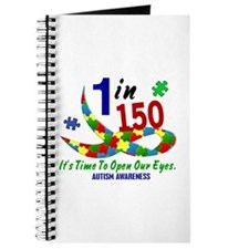 1 In 150 Time To Open Our Eyes Journal