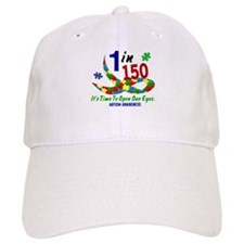 1 In 150 Time To Open Our Eyes Baseball Cap