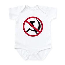 Anti-Communism Infant Bodysuit