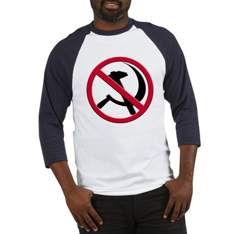 Anti-Communism Baseball Jersey