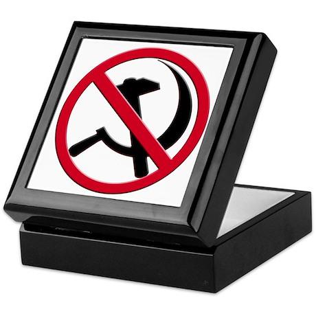 Anti-Communism Keepsake Box