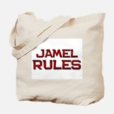 jamel rules Tote Bag