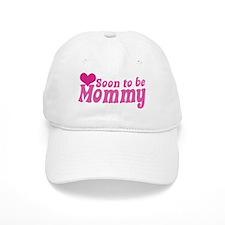 Soon to be Mommy Baseball Baseball Cap
