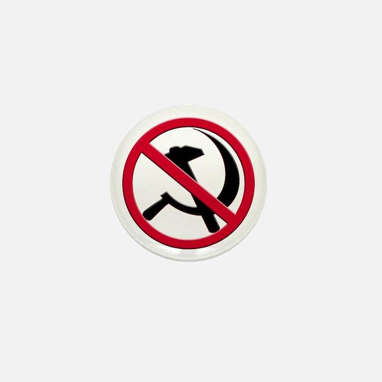 Anti-Communism Mini Button (10 pack)