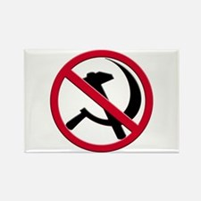 Anti-Communism Rectangle Magnet (10 pack)