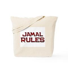jamal rules Tote Bag
