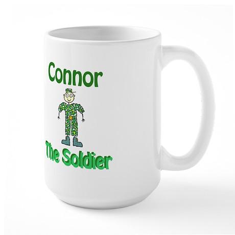 Connor - The Marine Large Mug