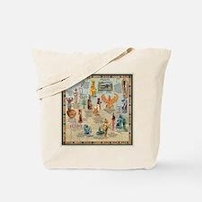 Cool Egyptian Tote Bag