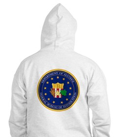 FBI - Department Of Alcohol Jumper Hoodie