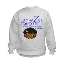 Finer Womanhood in Training Sweatshirt