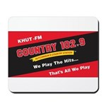 Country 102.9 Mousepad