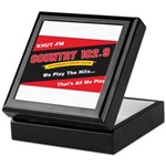 Country 102.9 Keepsake Box