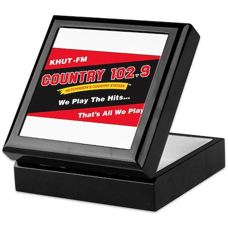 Country 102.9 Keepsake Box
