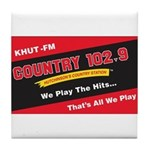 Country 102.9 Tile Coaster