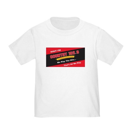 Country 102.9 Toddler T-Shirt