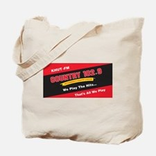 Country 102.9 Tote Bag