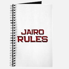 jairo rules Journal