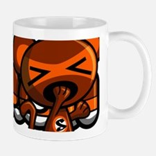 Sleepy Mascot Mug