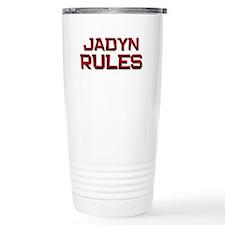 jadyn rules Travel Mug