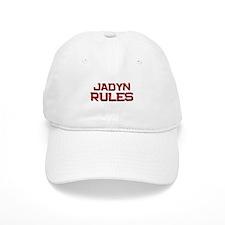 jadyn rules Baseball Cap
