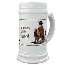 Little Doggies Stein