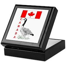 Canadian Friends- Keepsake Box