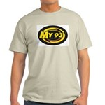 My 93.1 Ash Grey T-Shirt