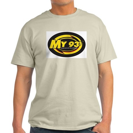 My 93.1 Ash Grey T-Shirt