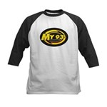My 93.1 Kids Baseball Jersey
