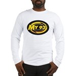My 93.1 Long Sleeve T-Shirt