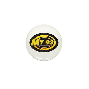 My 93.1 Mini Button