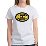 My 93.1 Women's T-Shirt
