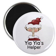 Yia Yia's Helper Elf (Boy) Magnet