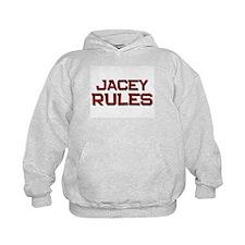 jacey rules Hoodie