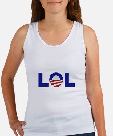 """LOL"" Women's Tank Top"
