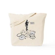 TATI bicycle Tote Bag