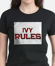ivy rules Tee