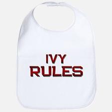 ivy rules Bib