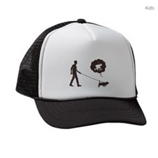 Aussie Hoop Black Tricolor T-Shirt