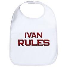 ivan rules Bib