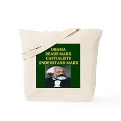 anti obama joke Tote Bag
