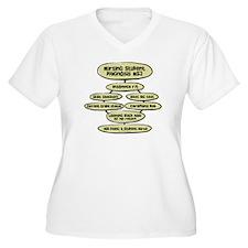 Student Nurse Diagnosis 52 T-Shirt